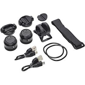BBB Mini SpyCombo USB BLS-127 Cykellygter sæt sort